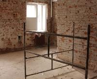 Demolka na Wierchach. Zostały gołe ściany (ZDJĘCIA)