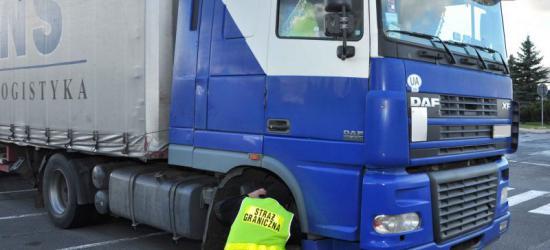 Cztery kradzione pojazdy zatrzymane na granicy z Ukrainą (ZDJĘCIA)