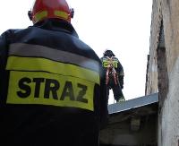 KRONIKA STRAŻACKA: Dachowanie i wypadek. Liczne pożary sadzy