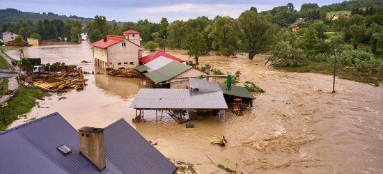 Ogromne zniszczenia pod Jasłem. Potrzebna żywność i odzież (VIDEO, ZDJĘCIA)