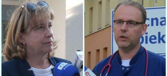 PRZEMYSŁAW GALEJ: Sytuacja jest stabilna. Szpital dobrze przygotowany (VIDEO)