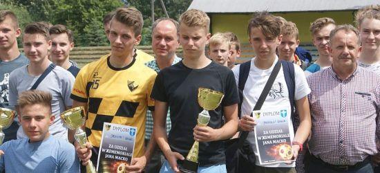 Turniej piłkarski poświęcony pamięci Jana Macko (FOTO)