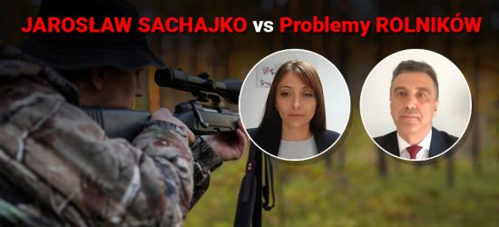 Jarosław Sachajko: Mam nadzieję, że myśliwi przestaną słuchać fałszywych obrońców (VIDEO)