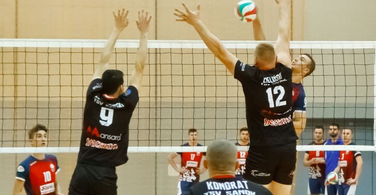 TSV SANOK: Ligowe zmagania i akcja charytatywna!