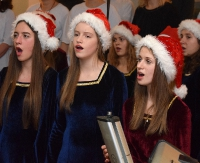 Świąteczne kolędowanie w Bonie. Soul, Souliki i Sonores koncertowali charytatywnie (FILM, ZDJĘCIA)