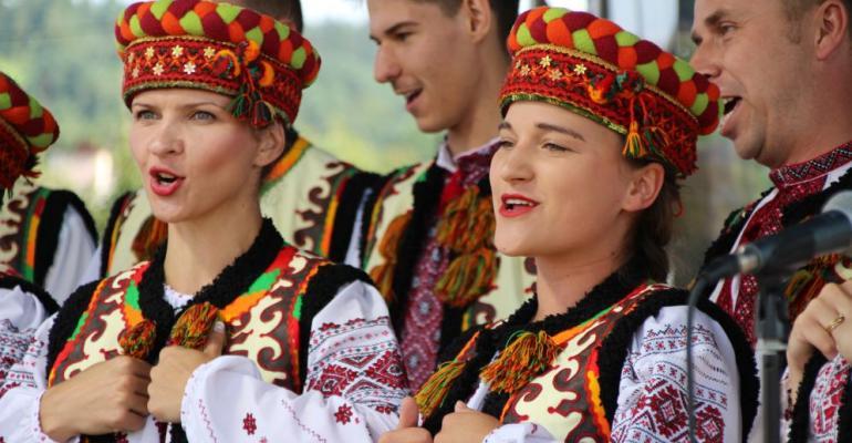 MOKRE: Integracja kultur, tradycji i religii. Wielkie świętowanie nad Osławą (VIDEO, FOTO)
