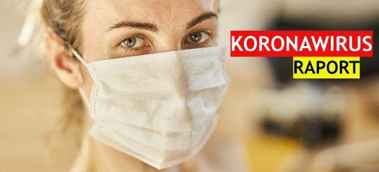 Koronawirus. Najnowszy raport. 141 przypadków na Podkarpaciu