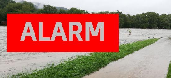 POWIAT SANOCKI: Zarządzenie starosty ws. ogłoszenia alarmu przeciwpowodziowego!