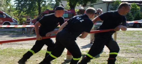 Najsilniejsi i najsprawniejsi strażacy ochotnicy pochodzą z Długiego (ZDJĘCIA)