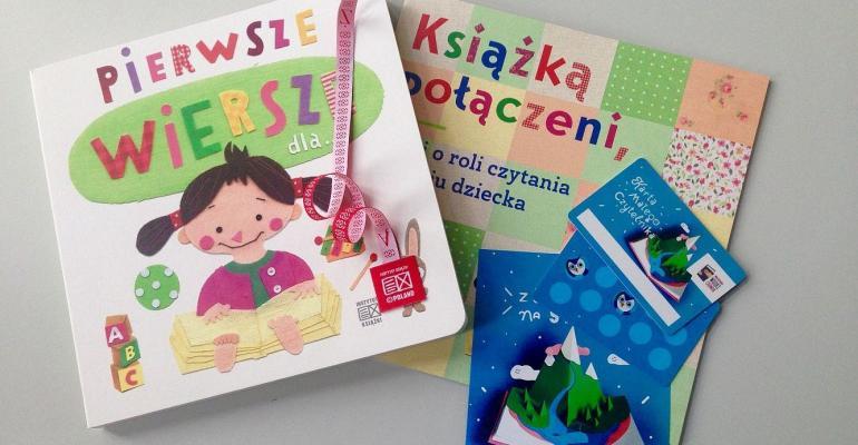 Biblioteki w gminie Komańcza w akcji czytelniczej dla maluchów
