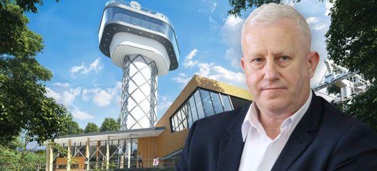 """BIESZCZADY : """"Wójt jest jak trener piłkarski"""" – mówi Adam Piątkowski wójt gminy Solina"""