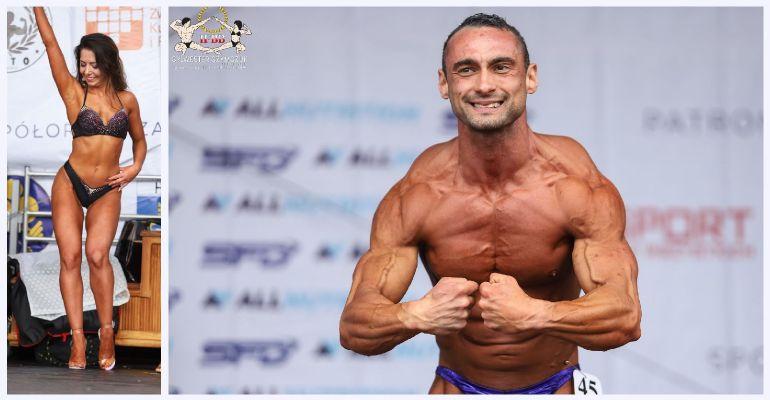 Sebastian Hombek z brązowym medalem Pucharu Bałtyku. Debiut żony (FILM, ZDJĘCIA)