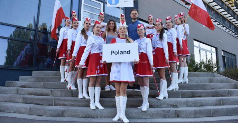 Mażoretki Sunshine z Beska na Mistrzostwach Europy! (FOTORELACJA)