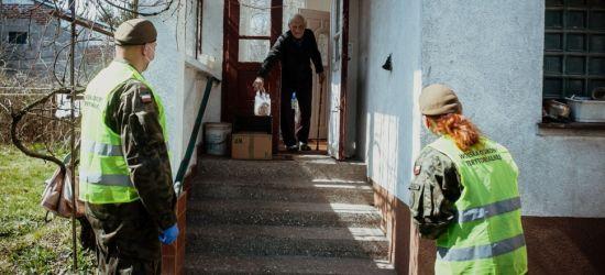 W służbie kombatantom i osobom starszym