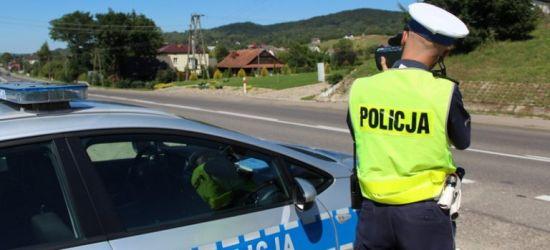 SANOK: 7 kierowców straciło prawo jazdy! Głównie na Dąbrówce