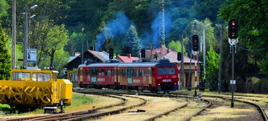 Z Sanoka do Łupkowa pojedziemy pociągiem! (ZDJĘCIA)