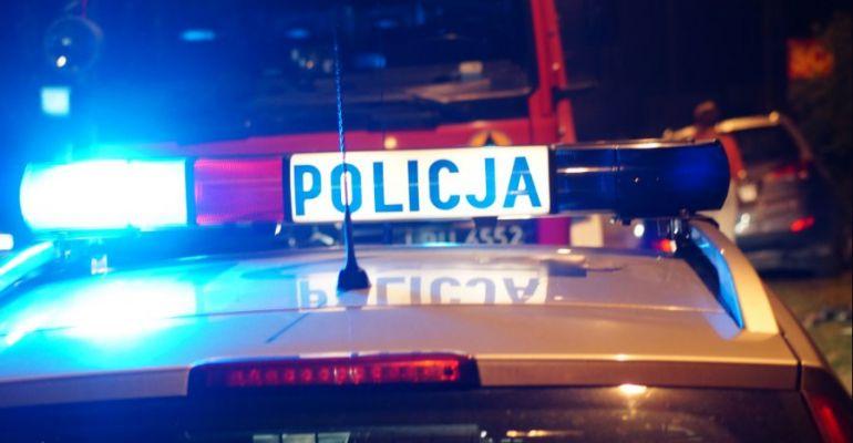 Policyjny pościg zakończony zderzeniem z radiowozem. Padły strzały ostrzegawcze!