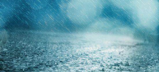 Silny deszcz i burze. Ostrzeżenie IMGW trzeciego stopnia