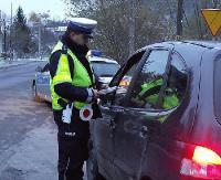 """Pijani kierowcy i zatrzymane prawa jazdy. """"Trzeźwy poranek"""" na drogach Podkarpacia"""
