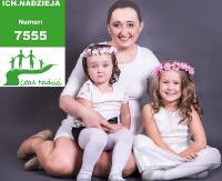 AKTUALIZACJA: Natalia, mama cudownych córek, walczy z rakiem! Trwają licytacje i zbiórka na życie