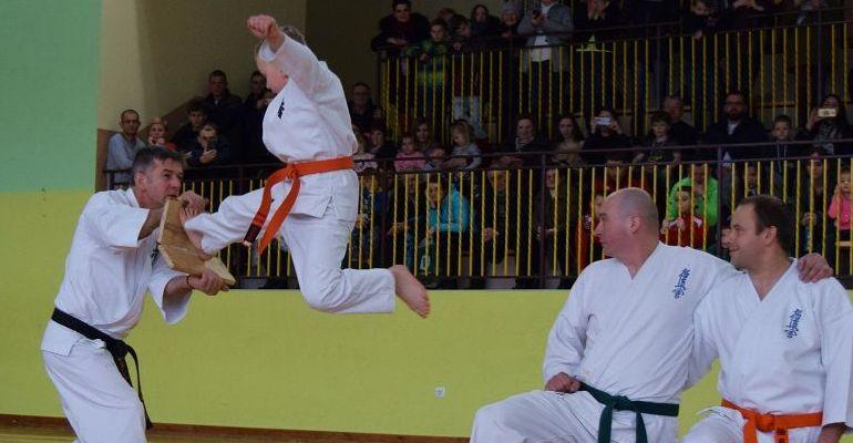 Pokazy klubu karate KUMITE Niebieszczany (VIDEO, ZDJĘCIA)