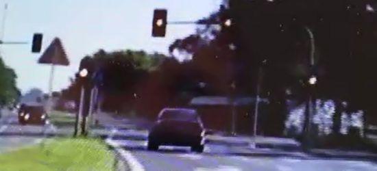 PODKARPACIE: Przekroczył prędkość o 75 km/h! (VIDEO)