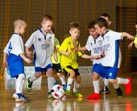 SANOK: Młodzi piłkarze zagrali razem z WOŚP. Turniej, ale również malowanie twarzy, miecze i cukierki (ZDJĘCIA)