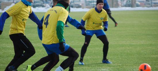 Wartościowe sparingi młodych piłkarzy. Ekoball grał z Termalicą Nieciecza