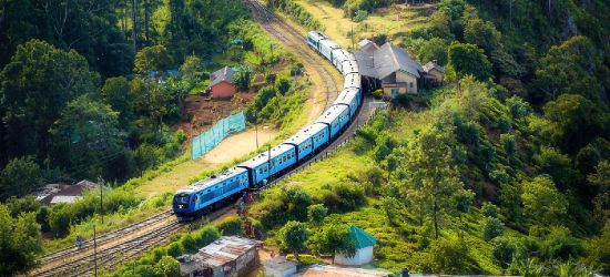 Pociągiem na wakacje! Między innymi z Sanoka do Miedżilaborzec