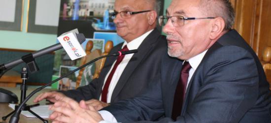 SANOK: Burmistrz o Autosanie, SPGK, basenach i obwodnicy (FILM)