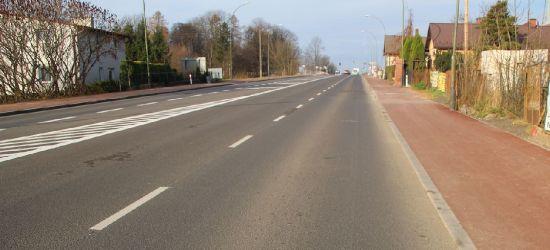 SANOK: Nowa odsłona drogi na Dąbrówce. Jak się wam podoba? (ZDJĘCIA)