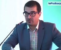 Aleksander Korobczenko w komisji wyłaniającej nowego dyrektora sanockiego szpitala