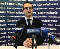 Tomasz Poręba: Ruszyły prace przygotowawcze budowy drogi S19 w kierunku południowym do granicy ze Słowacją w Barwinku