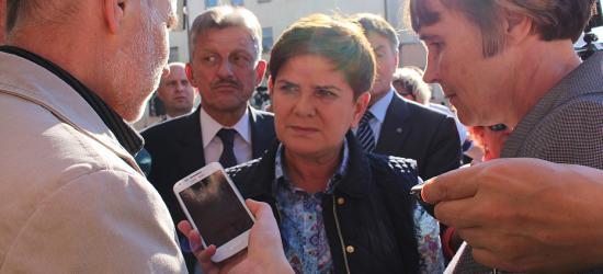 AUTOSAN: Ruszyły zwolnienia w fabryce. Ostatnia nadzieja w premier Beacie Szydło?