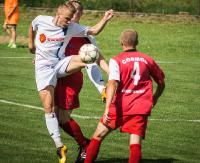 Cosmos Nowotaniec zainaugurował rundę wiosenną. Punkt w meczu z JKS-em Jarosław