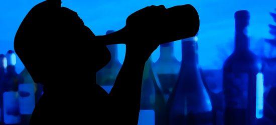 ZAGÓRZ: Wypił skradziony alkohol. Zasnął tam, gdzie się włamał