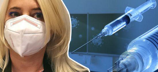Szczepienia dla nauczycieli. Szczepionka AstraZeneca na cenzurowanym