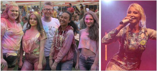 Tak było podczas Dni Brzozowa 2019! Eksplozja kolorów i koncerty (FILM, ZDJĘCIA)