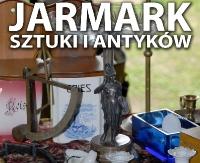 """Jarmark sztuki i antyków w """"Jasiu Wędrowniczku"""" (ZDJĘCIA)"""