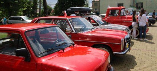 III samochodowy rajd z biało-czerwoną
