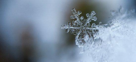 Ostrzeżenie przed opadami śniegu i oblodzeniami