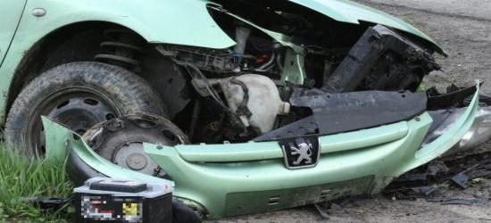 Pięć kolizji na drogach powiatu sanockiego. Policja apeluje o ostrożną jazdę