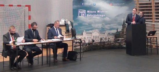 DZISIAJ SESJA/SANOK: Opłaty za śmieci i apel radnych ws. drogi