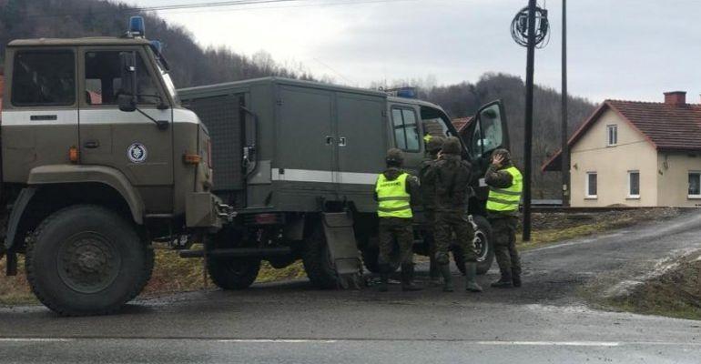 REGION: Prace przy drodze. Odnaleziono 6 bomb i pocisk