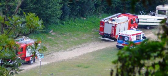 WOŁKOWYJA: Tragedia w wodzie. 41-latek utopił się w Zalewie Solińskim (ZDJĘCIA)