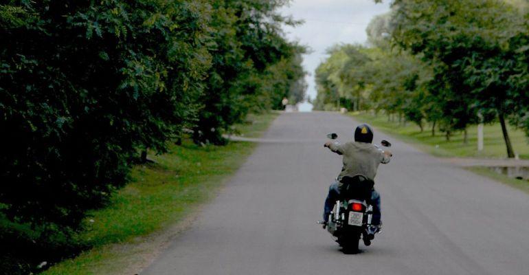 REGION: Pędzili motocyklami po 125 km/h!