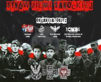 Sanocki Marsz Pamięci Żołnierzy Wyklętych