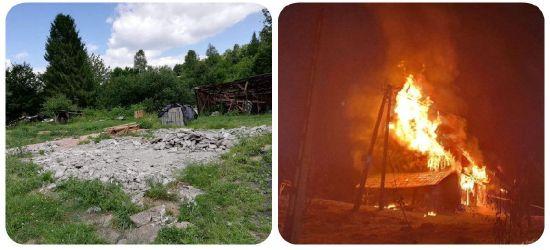 Potrzebne materiały budowlane na dom dla pogorzelców z Załuża