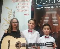 """Sanoccy gitarzyści ponownie wśród laureatów. Świetne występy podczas festiwalu """"Gitara Viva!"""""""