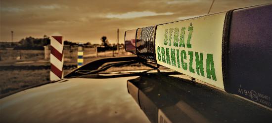 GRANICA: Zatrzymano trzech imigrantów z Afryki